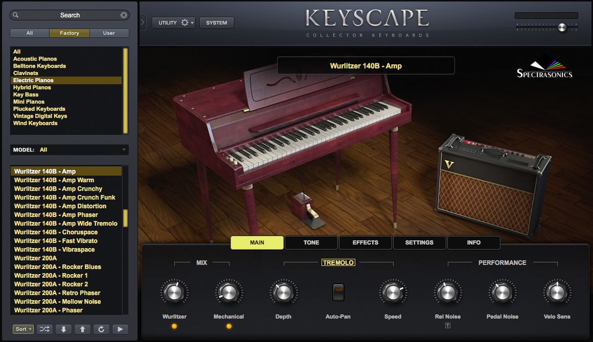 Spectrasonics Keyscape | AudioDeluxe
