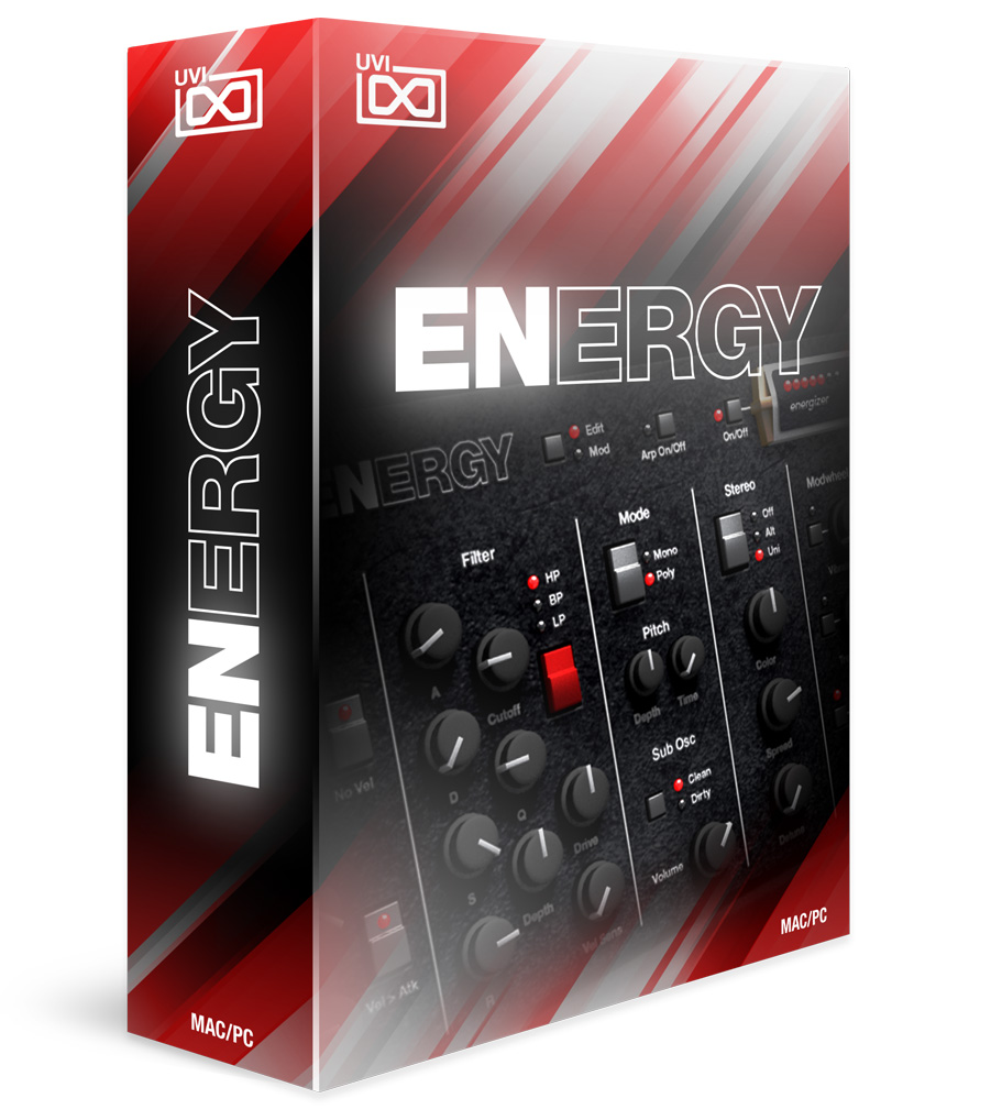 UVI Energy | AudioDeluxe