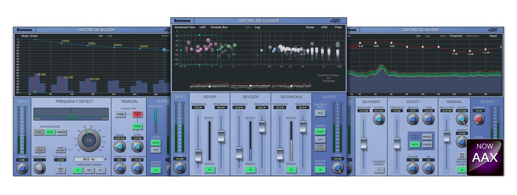 Sonnox Restore Bundle | AudioDeluxe