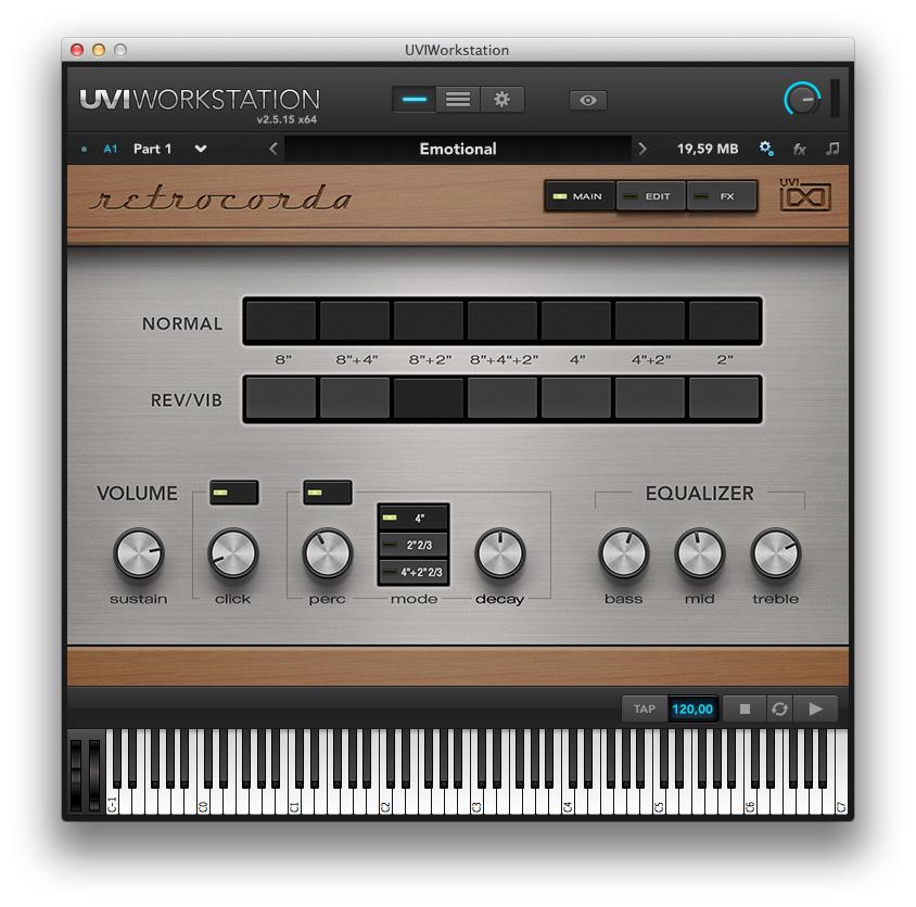 UVI Retro Organ Suite | AudioDeluxe