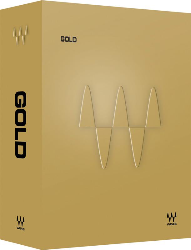 Waves Gold Bundle | AudioDeluxe