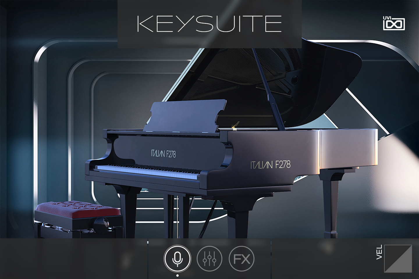 UVI Key Suite Acoustic | AudioDeluxe