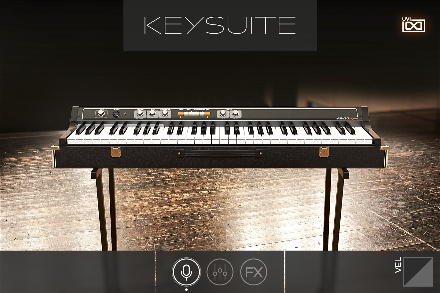UVI Key Suite Electric   AudioDeluxe