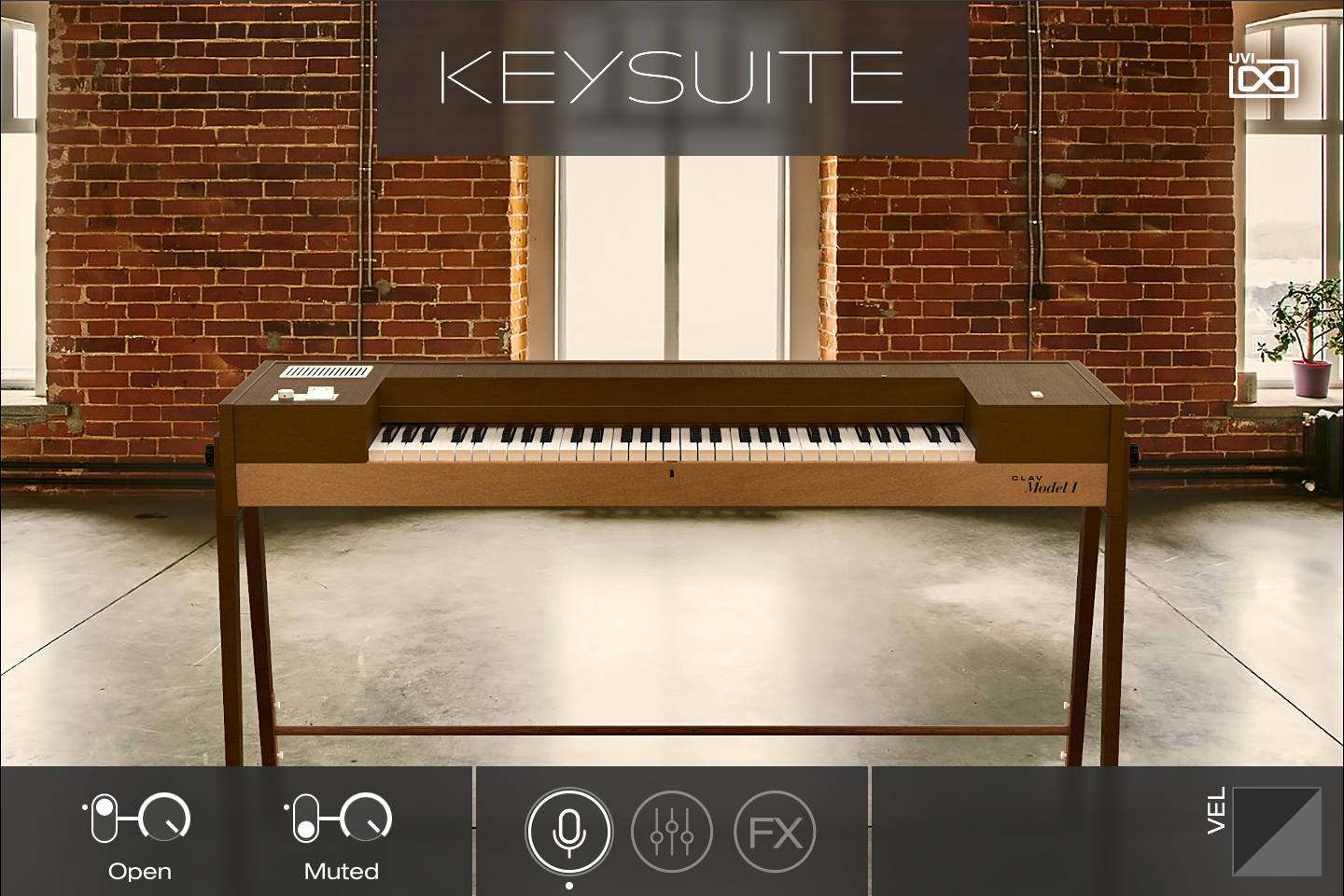 UVI Key Suite Electric | AudioDeluxe