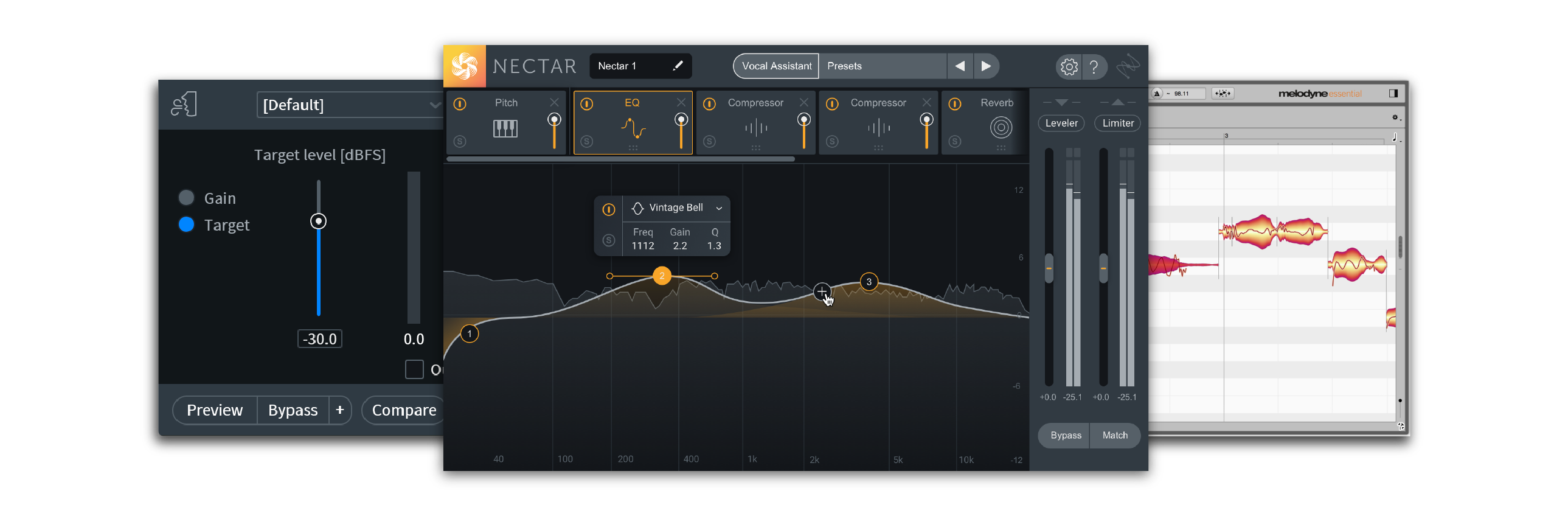 iZotope Nectar 3 Upgrade from Nectar 1 or 2 | AudioDeluxe