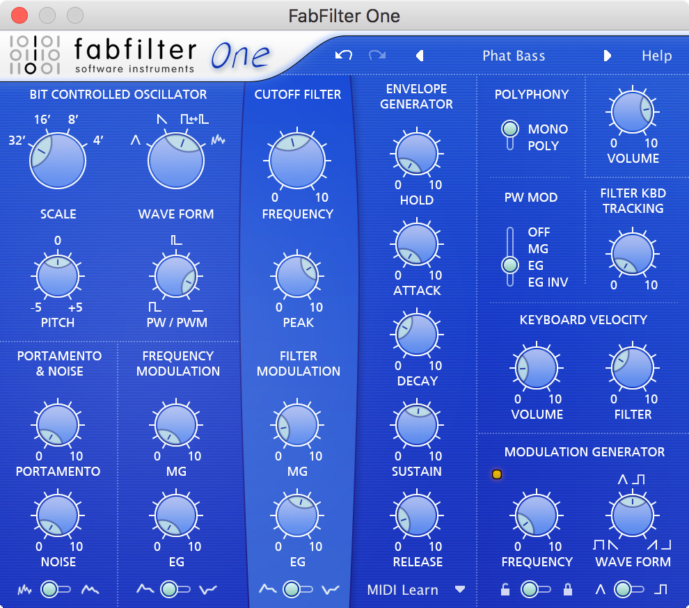 FabFilter Total Bundle | AudioDeluxe