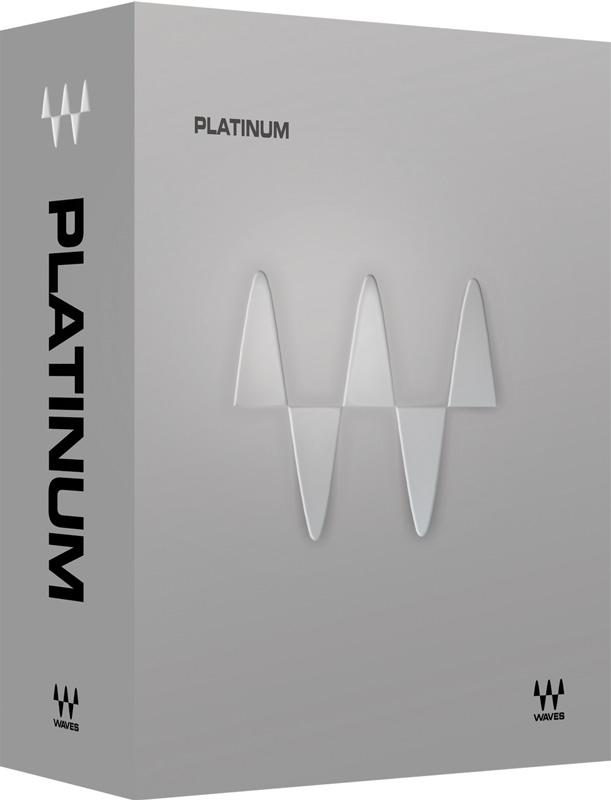 Waves Platinum Bundle | AudioDeluxe