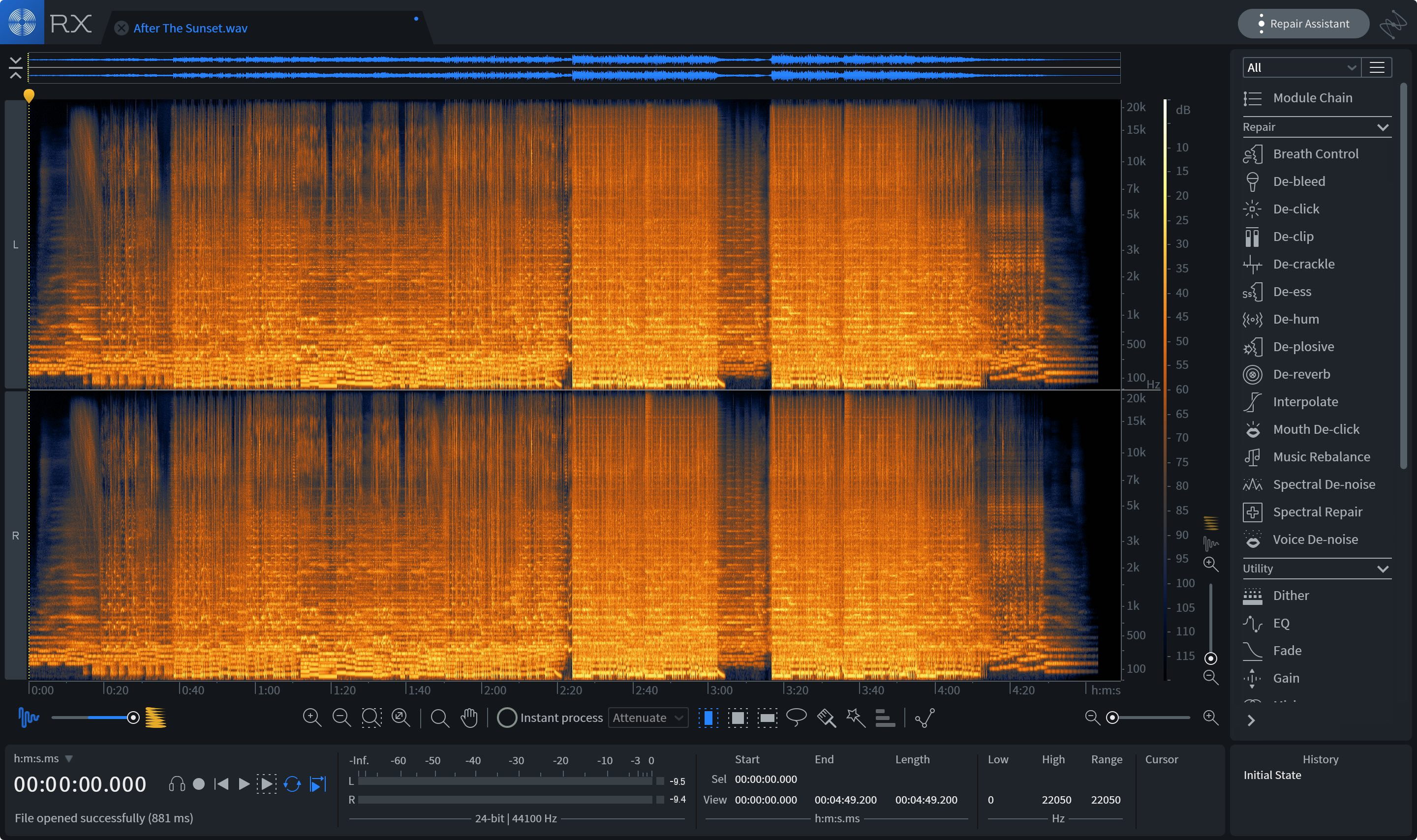 iZotope RX 7 Standard   AudioDeluxe