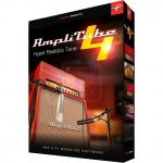 AmpliTube 4 by IK Multimedia box shot