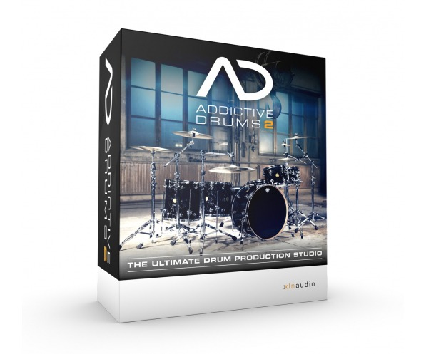xln audio addictive drums 2 audiodeluxe. Black Bedroom Furniture Sets. Home Design Ideas