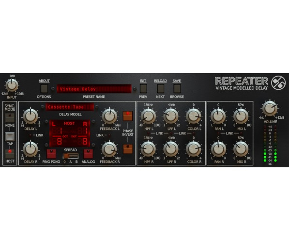 D16 Repeater   AudioDeluxe
