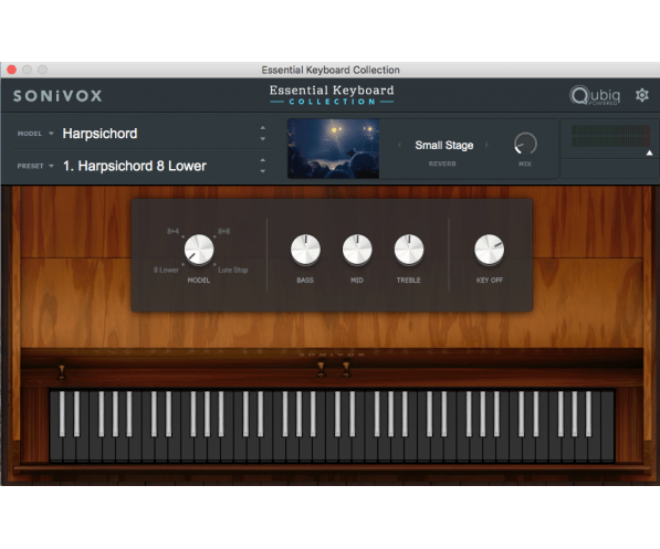 SONiVOX Essential Keyboard Collection | AudioDeluxe