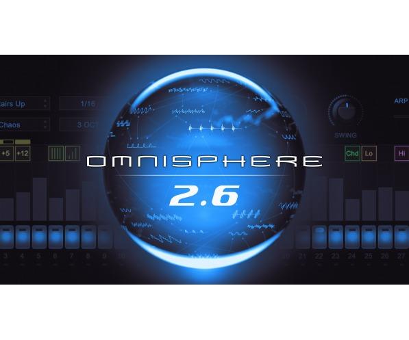 Spectrasonics Omnisphere 2.6 screen shot 1
