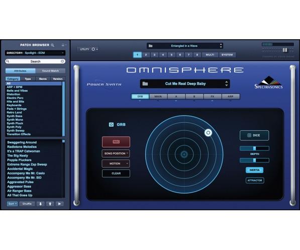 Spectrasonics Omnisphere 2.6 screen shot 2