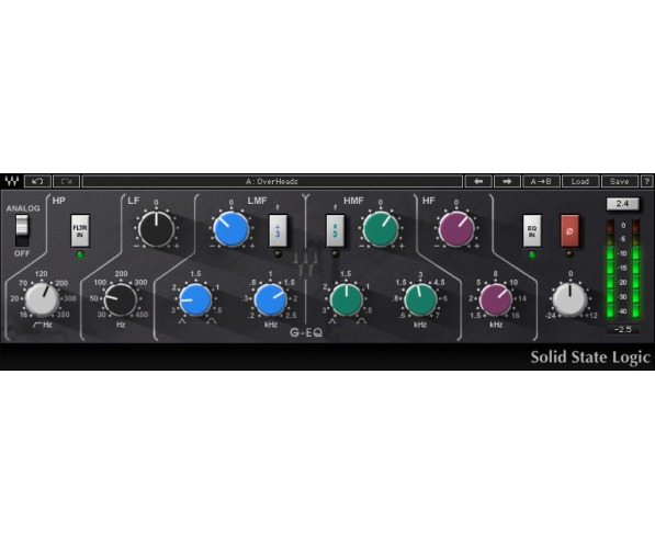 waves ssl g master buss compressor upgrade to ssl 4000 collection audiodeluxe. Black Bedroom Furniture Sets. Home Design Ideas
