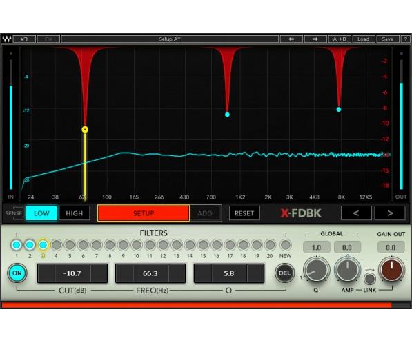 Waves X Fdbk Audiodeluxe